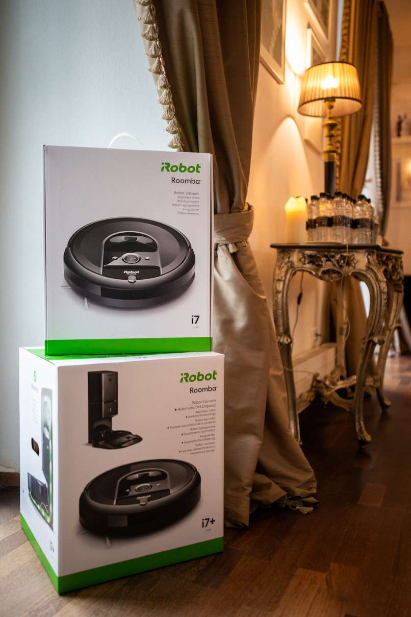 iRobot Roomba i7 in i7 + in Slovenia