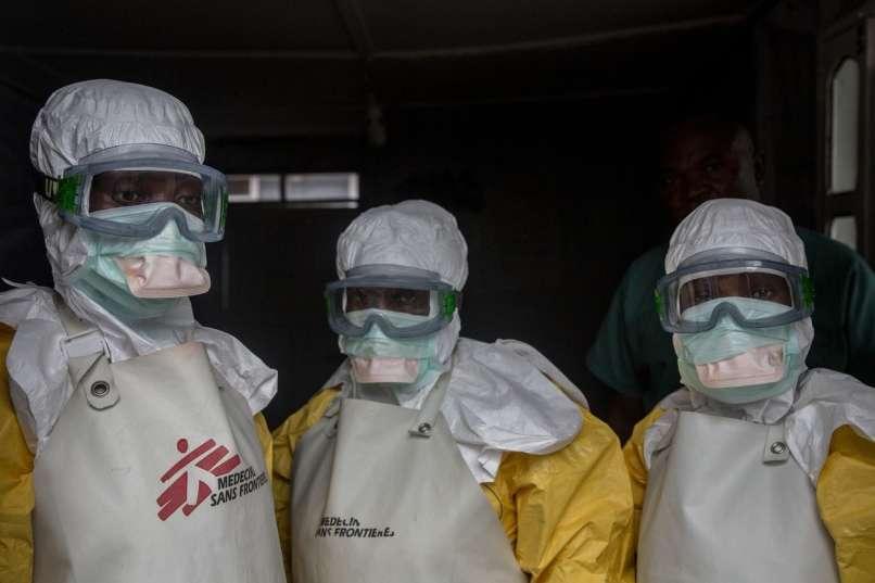 Ebola, Congo