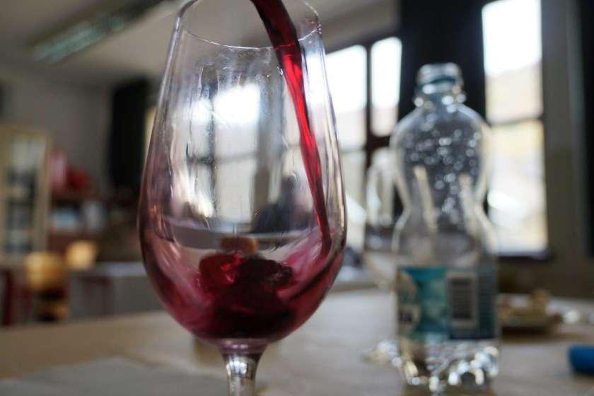 FOTO: V Semiču degustacija mladih vin