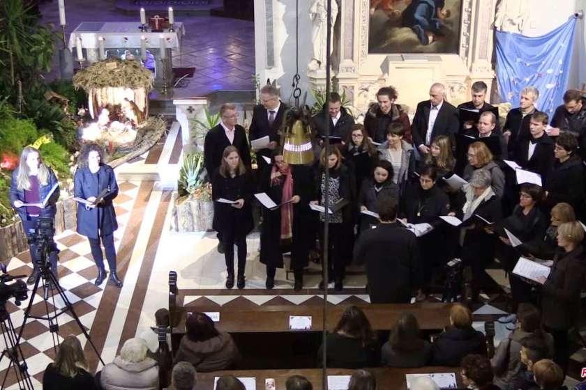 VIDEO: Koncert v Frančiškanski cerkvi