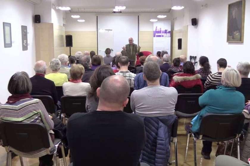VIDEO: Predstavili novo knjigo Antona Komata