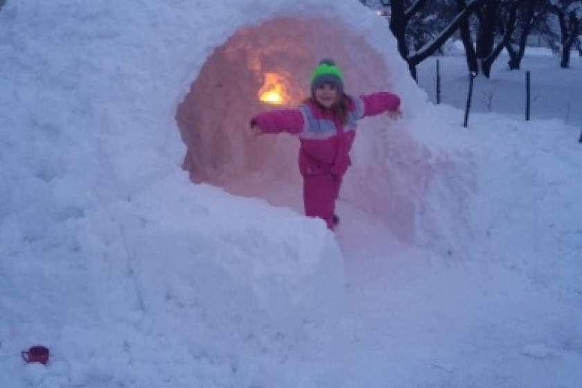 FOTO: Vaše zimske radosti