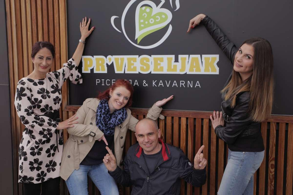Tanja Vidic Goršak, Janja Ulagam Boštjan Tramte in Ajda Mlakar