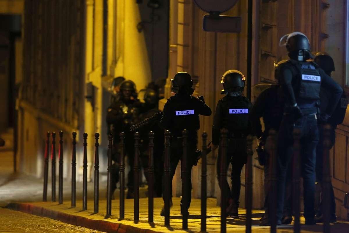 Pariz, streljanje8