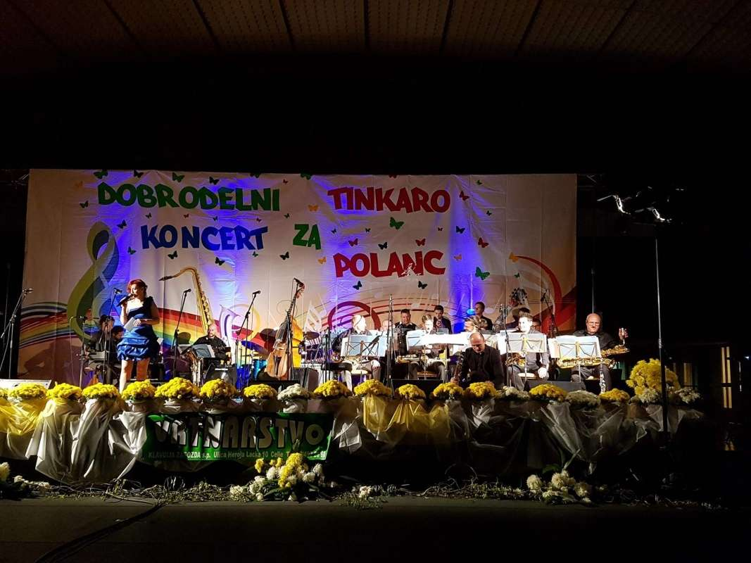 Big band Laško.