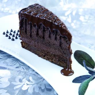 Pravljična čokoladna torta