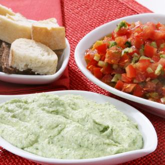 Grška česnova omaka