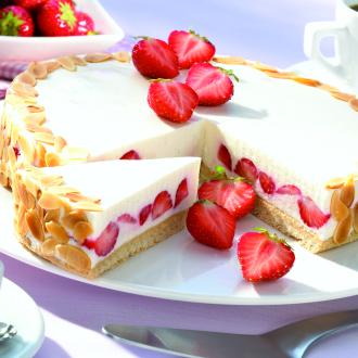 Jagodno-skutna torta