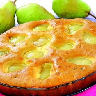 Hruškov kolač