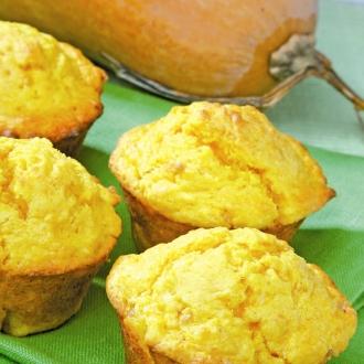 Zlati bučni kolački