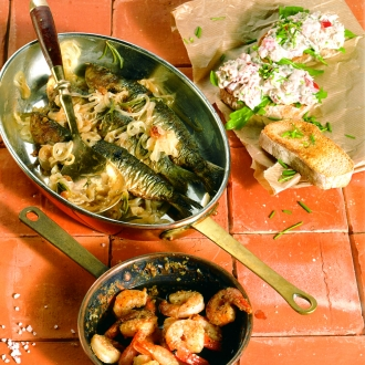 Morske predjedi po toskansko