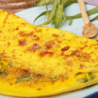 Sladka pehtranova omleta