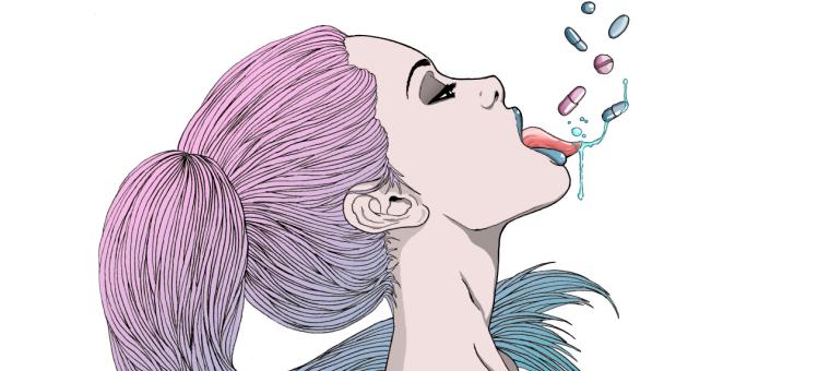 Z zdravili, brez zdravja