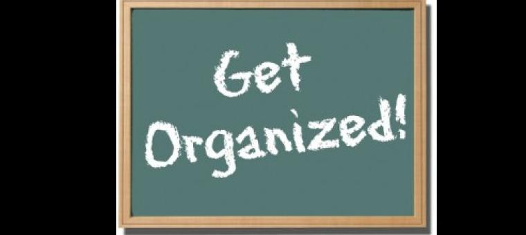 Kako biti organizirana? (za šolo)