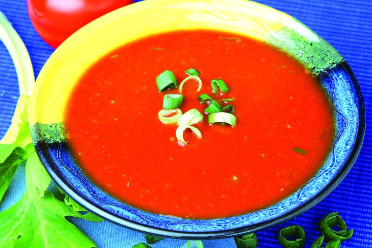 Slastna paradižnikova juha