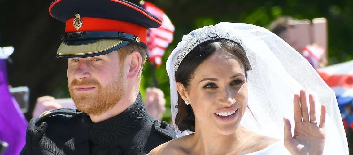 Harry in Meghan ločena