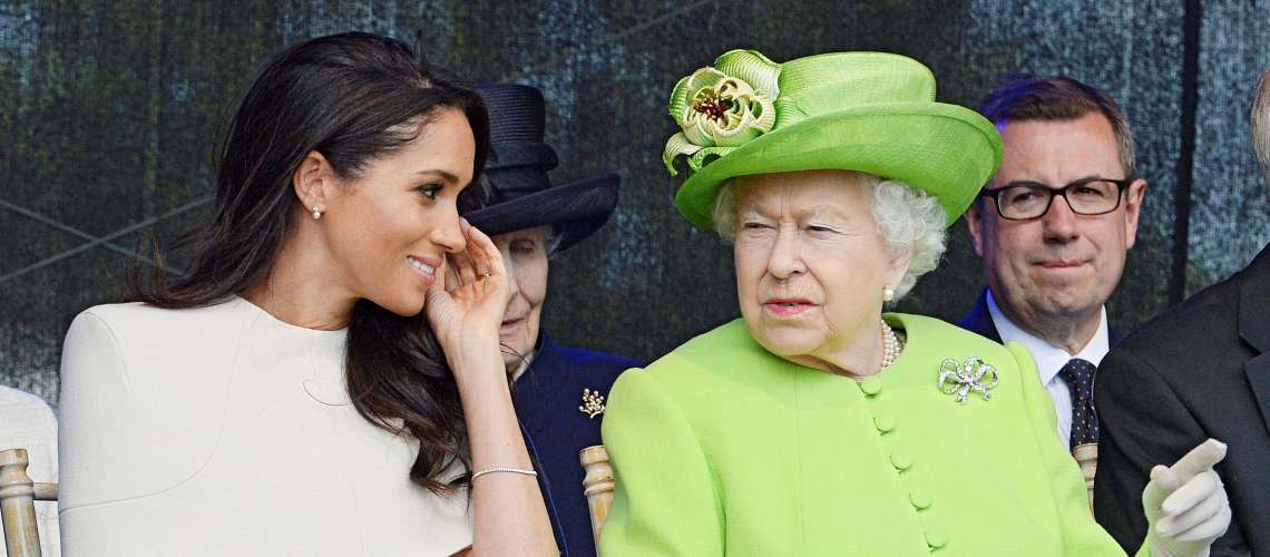 Uradno: To bo kraljica naredila s Harryjem in Meghan