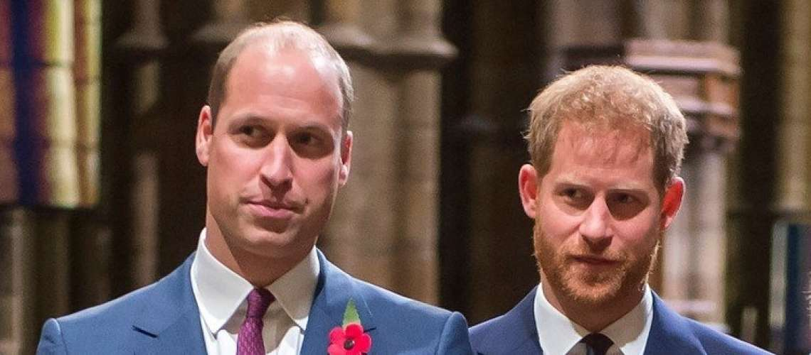 William in Harry skupaj zanikala boleče govorice