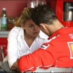 Corrina Schumacher, Michael Schumacher