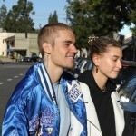Justina Bieberja in Hailey Baldwin