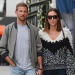Jenson Button, Brittny Ward