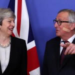 jean-claude juncker, theresa may
