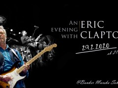 An evening with Eric Clapton @Bunker