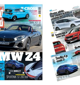 AUTO BILD Slovenija - april 2019