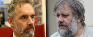 VIDEO: Tako sta Peterson in Žižek razpravljala o sreči