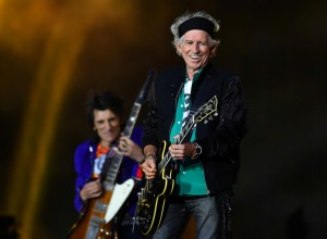 "Keith Richards ""večinoma"" prenehal piti"