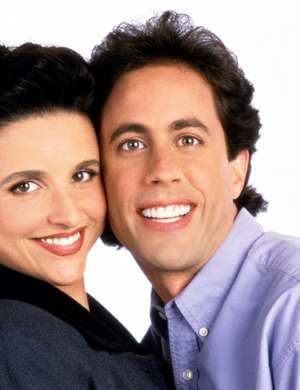 Julia Louis-Dreyfus in Jerry Seinfeld