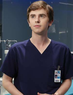 Dobri zdravnik, Good Doctor, Freddie Highmore