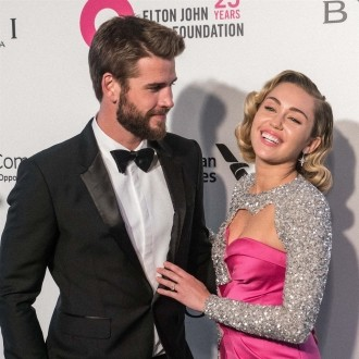 Miley in Liam