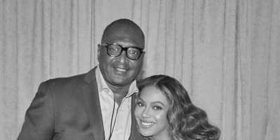 Mathew Knowles in Beyonce