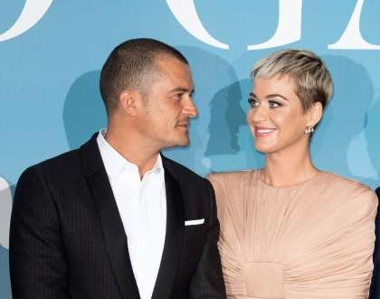 Katy Perry in Orlando Bloom