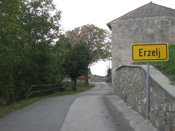 Kam na izlet: v Erzelj