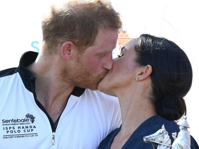 Harry in Meghan potrdila! Spomladi bosta zibala