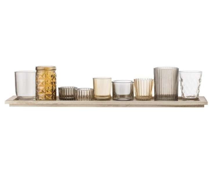 Set devetih svečnikov Bloomingville, 40 EUR, www.beaumonde.co.uk