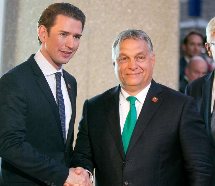 The Marrakech Declaration on migrants will not be confirmed by Austria and Hungary