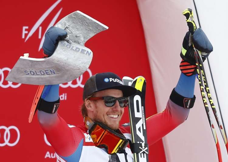 Ted Ligety re