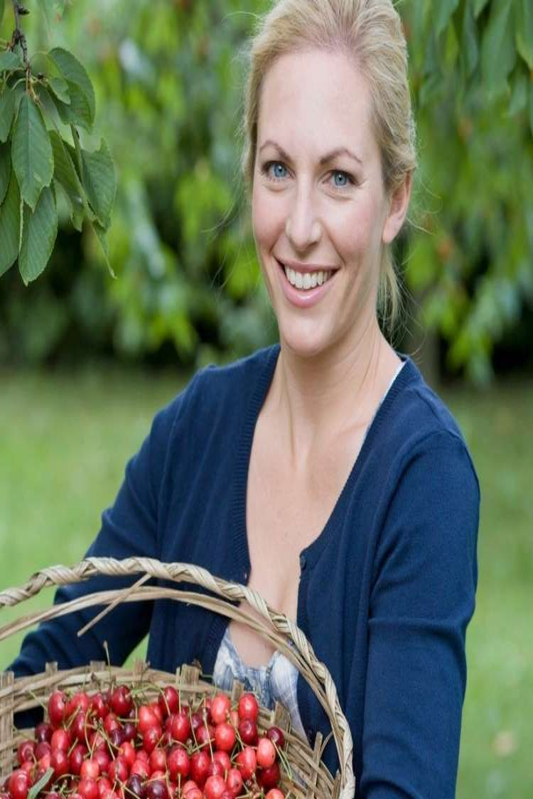 Češnje - zdravo sadje, ki pomaga pri hujšanju.