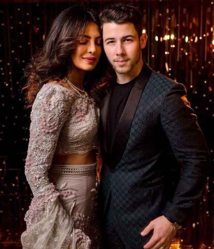 Priyanka Chopra in Nick Jonas