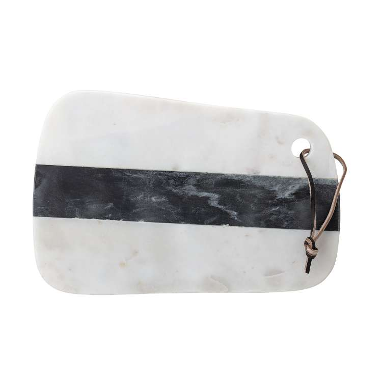 Luxe Marble Cutting Board with Leather Handle.jpg