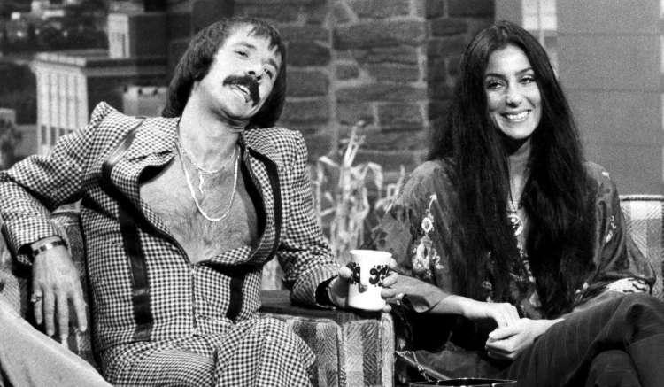 Sonny Bono in Cher