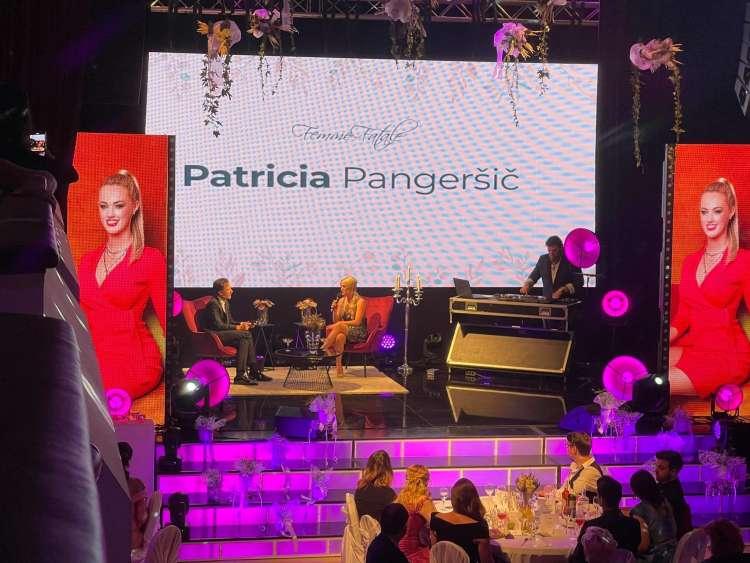 Patricia Pangeršič -  Femme Fatale - najbolj fatalna ženska v Sloveniji