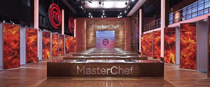 MasterChef studio