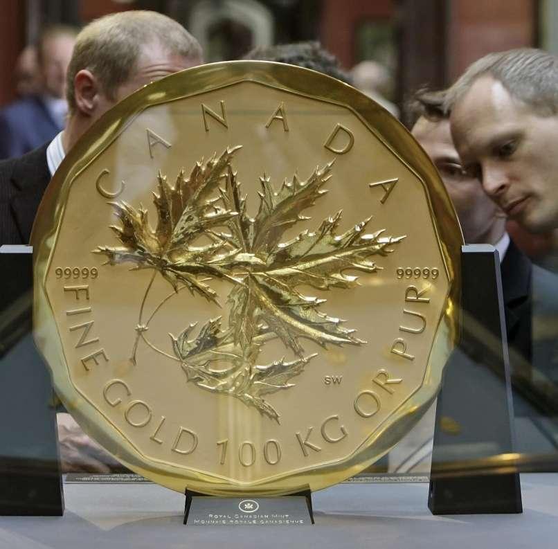 самая большая монета в мире картинки даже делают