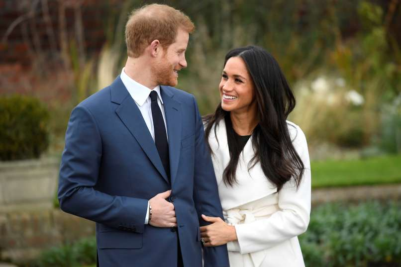 princ harry, meghan markle, zaroka