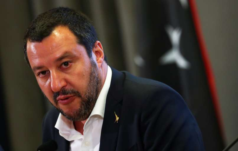 matteo salvini re