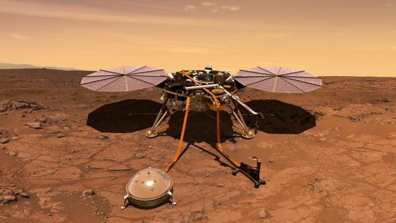 insight, nasa, mars